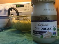 Egg Salad Mayo
